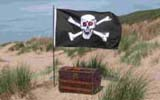 Death of a Pirate Murder Mystery