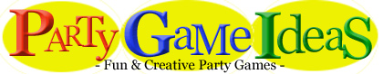 500 Party Games for Christmas, Birthdays, Showers, more - Party Game Ideas