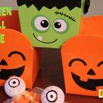 Halloween Eyeball Bounce