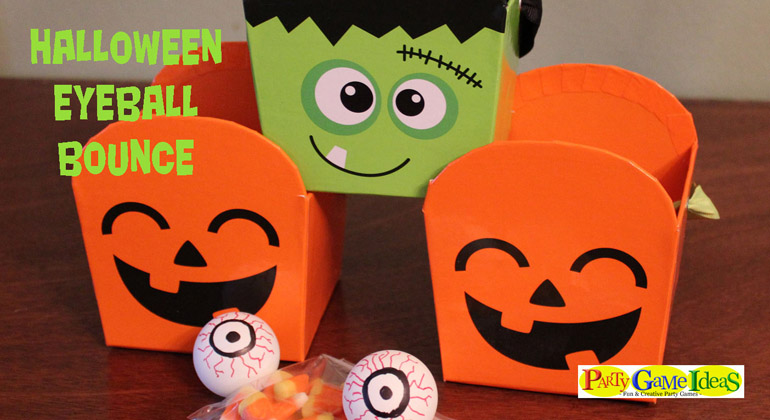 Halloween games kids and adult halloween party games halloween eyeball bounce solutioingenieria Images