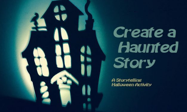 Create Haunted Halloween Story
