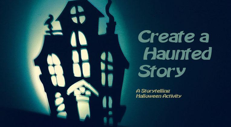 Create Haunted Halloween Story