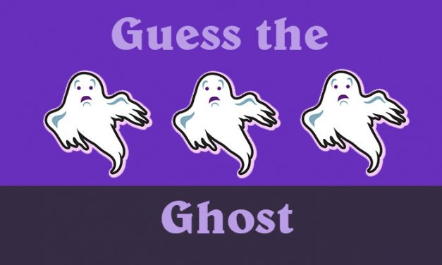 Guess the Ghost