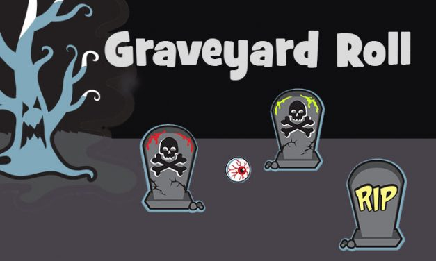 Halloween Graveyard Roll