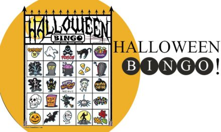 Halloween Bingo Printable Game Cards