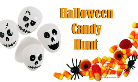 Halloween Candy Hunt
