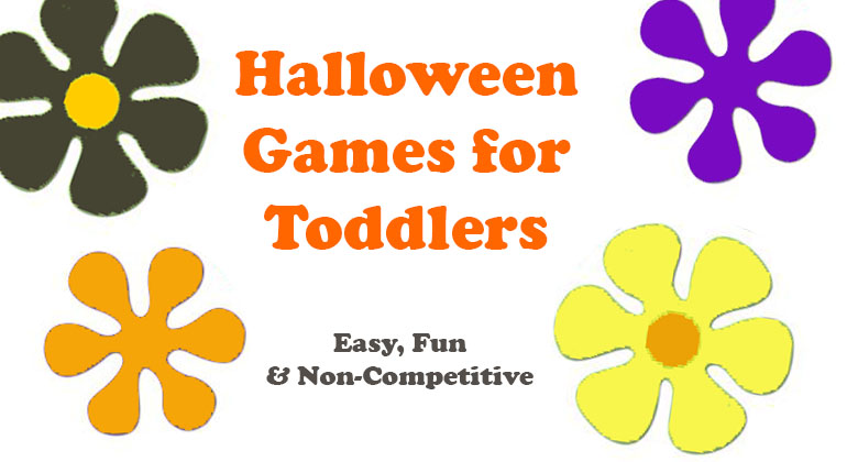 Halloween Toddler Games