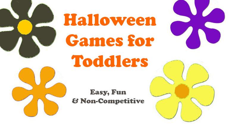 halloween toddler games