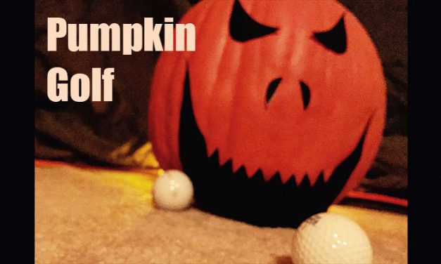 Pumpkin Golf