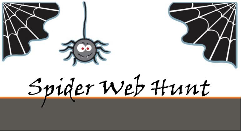 Spider Web Hunt