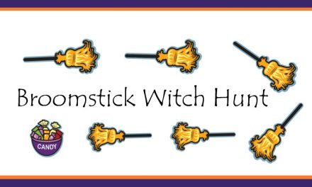 Broomstick Witch Hunt