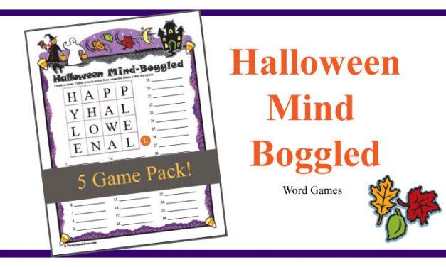 Halloween Mind Boggled
