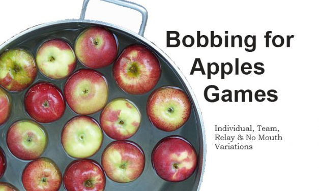 7 Bobbing for Apples Games