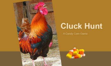 Cluck Hunt – Candy Corn Game