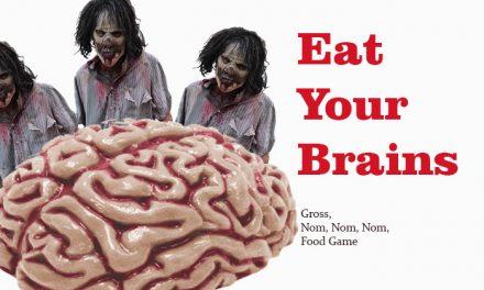 Halloween Eat Your Brains