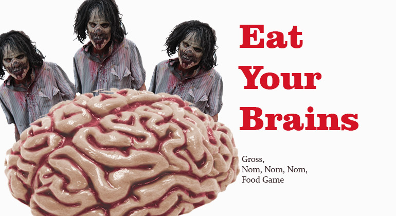 Halloween Eat Your Brains