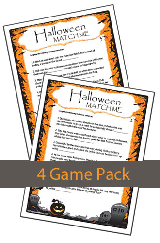 Halloween Match Me - Matching Game