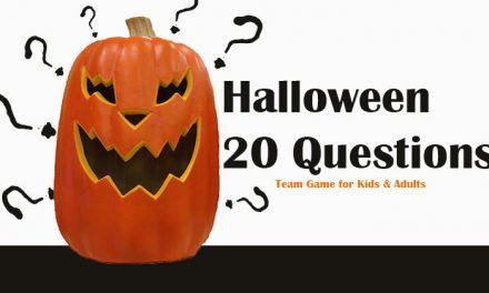 Halloween 20 Questions