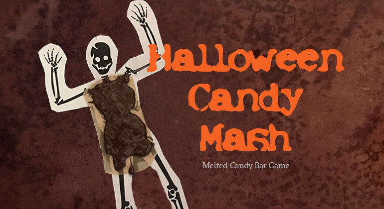 Halloween Candy Mash