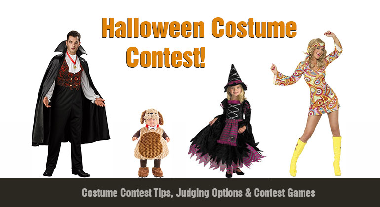 Halloween Costume Contest Ideas - For Kids & Adults