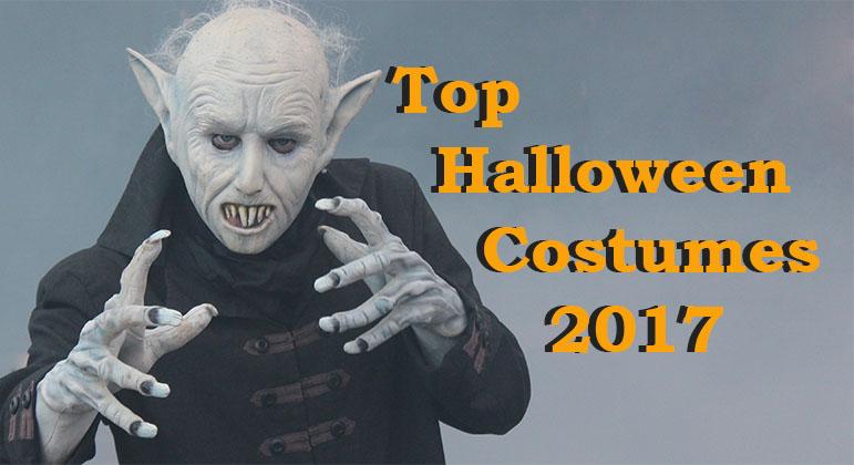 15 Top Halloween Costumes Trends for 2017