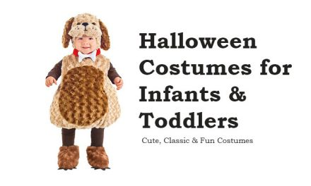 Halloween Costumes for Infants and Toddlers