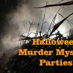 Halloween Murder Mystery Party