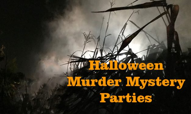 Halloween Murder Mystery Party