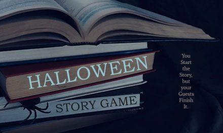 Halloween Story Game