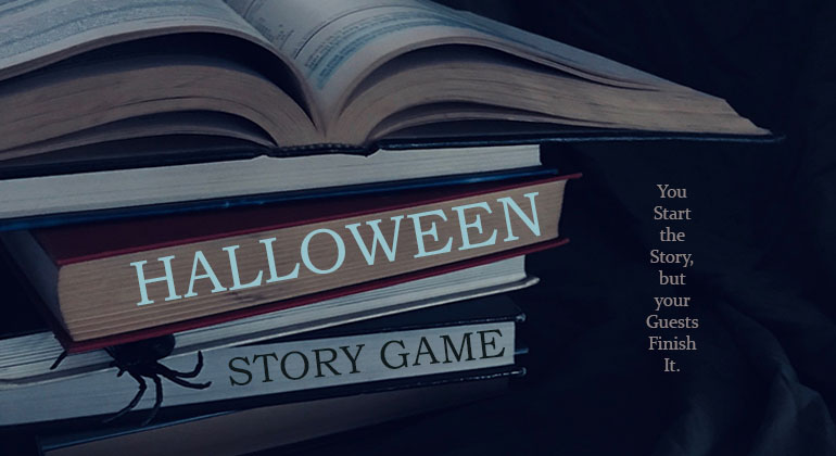 Halloween Story Game