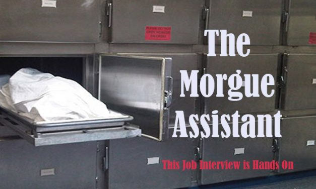 Morgue Assistant Halloween Game