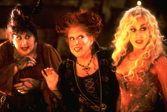 Hocus Pocus - Popular Costumes