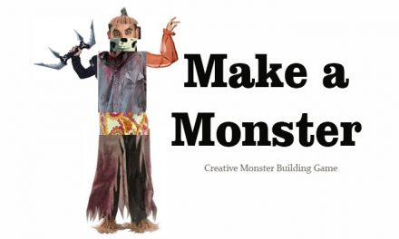 Make a Monster Game