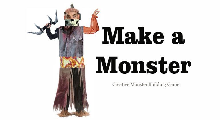 Make a Monster Game