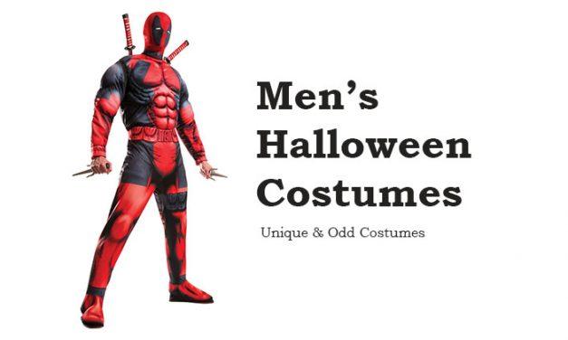 Mens Costume Ideas