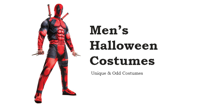 Mens Costume Ideas  sc 1 st  Party Game Ideas & Menu0027s Halloween Costume Ideas