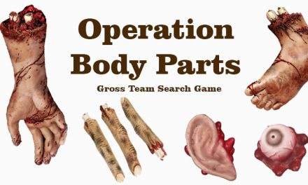 Operation Body Parts
