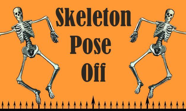 Skeleton Pose Off