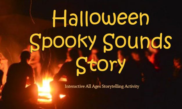 Halloween Spooky Sounds Story Game