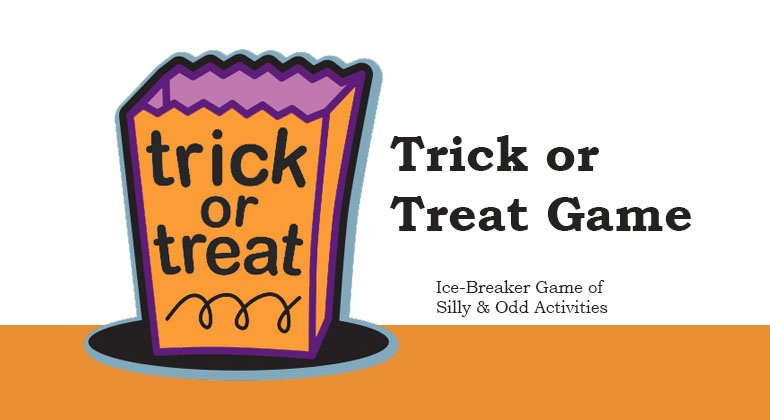 Trick or Treat Game