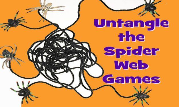 Untangle the Spider Web