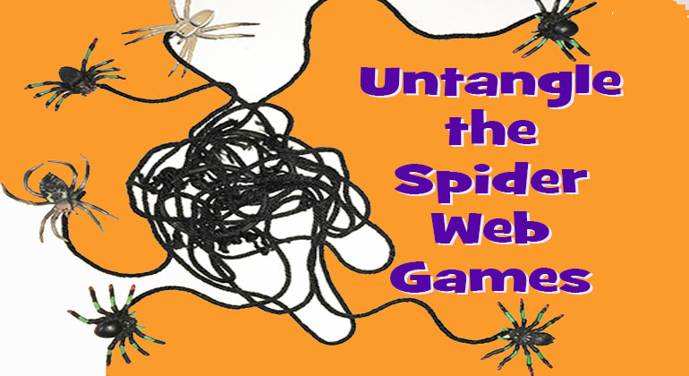 Untangle the Spider Web
