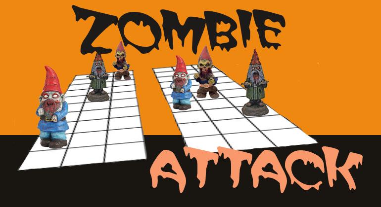 Halloween Zombie Attack