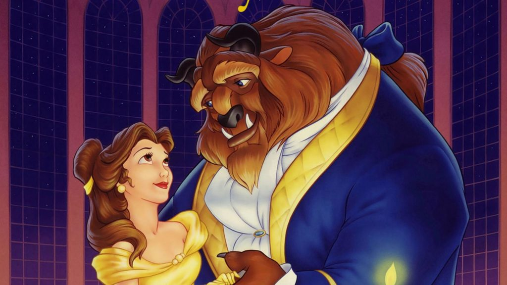 Beauty and the Beast - Halloween Costumes