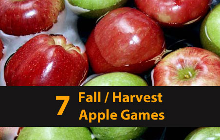 Apple / Harvest Games - Bobbing for Apples