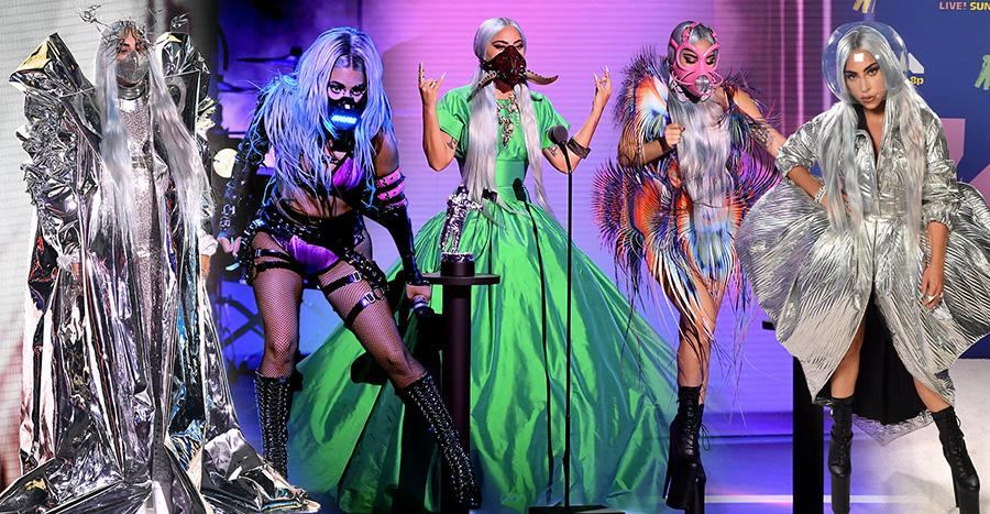 Lady Gaga Halloween Costume Ideas 2020