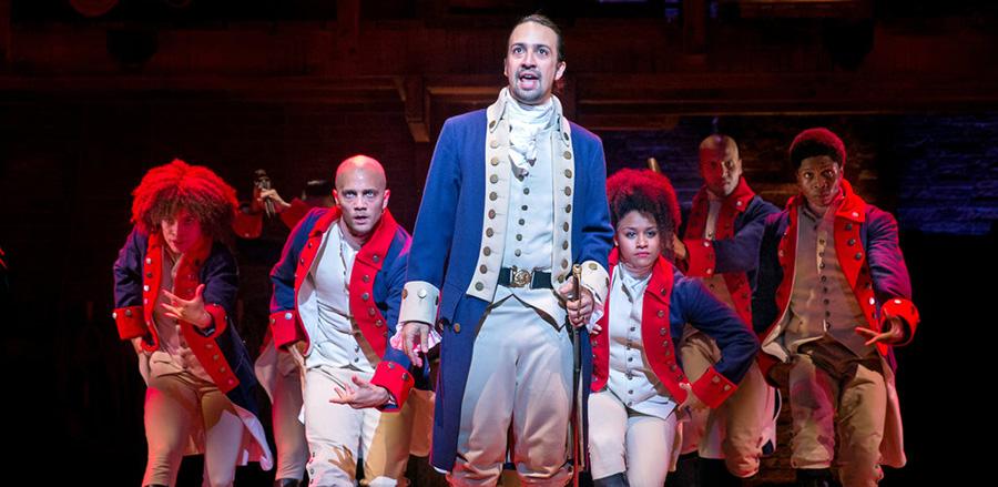 Colonial Hamilton Costumes