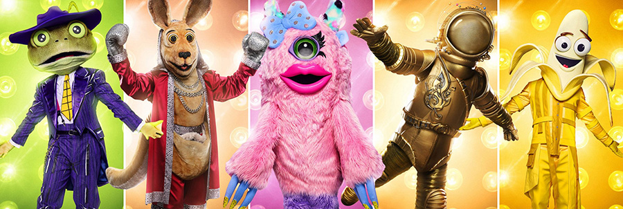 Masked Singer Costume Idea Trends 2020