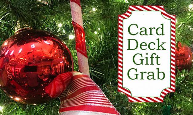 Card Game Holiday Gift Grab