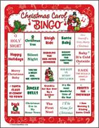 Christmas Pictionary.Christmas Charades And Holiday Draw